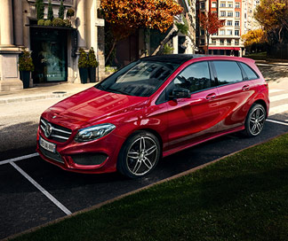 Offre du moment Classe B - Mercedes-Benz France