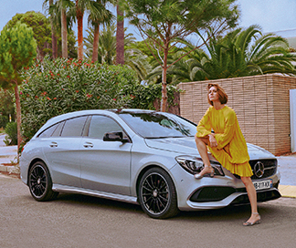 Offre du moment CLA Shooting Brake | Mercedes-Benz France